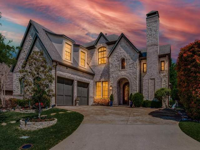 6316 Avalon Woods Drive, Mckinney, TX 75072 (MLS #14555967) :: Real Estate By Design