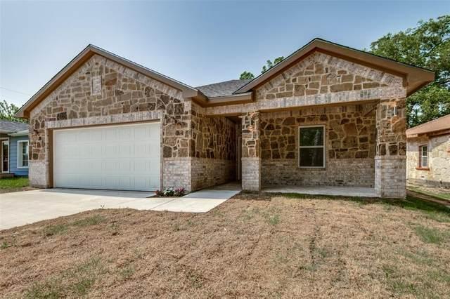 116 W Montana Avenue, Dallas, TX 75224 (MLS #14588824) :: Real Estate By Design