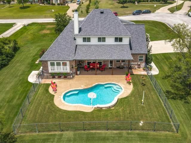 125 Aledo Pointe Drive, Aledo, TX 76008 (MLS #14626711) :: Real Estate By Design