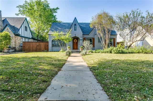 2133 Park Place Avenue, Fort Worth, TX 76110 (MLS #13815020) :: RE/MAX Town & Country