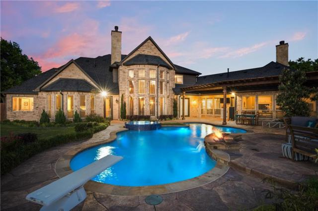 951 Woodview Drive, Prosper, TX 75078 (MLS #13837258) :: The Real Estate Station
