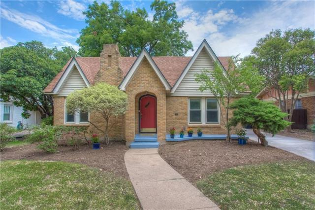 2119 Stanley Avenue, Fort Worth, TX 76110 (MLS #13881491) :: Robbins Real Estate Group