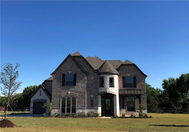 836 Judd Road, Van Alstyne, TX 75495 (MLS #14009041) :: The Heyl Group at Keller Williams