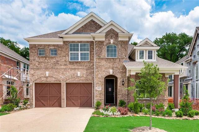 5037 Mulholland Drive, Plano, TX 75074 (MLS #14029963) :: The Real Estate Station