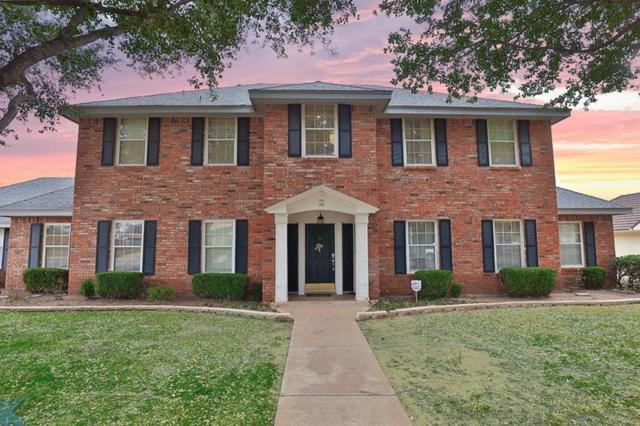 53 Glen Abbey Street, Abilene, TX 79606 (MLS #14034361) :: The Tonya Harbin Team