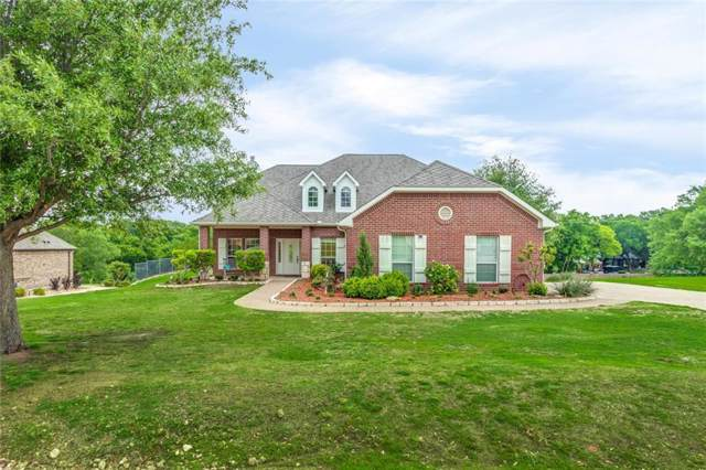 12600 Indian Creek Drive, Fort Worth, TX 76179 (MLS #14073962) :: All Cities Realty