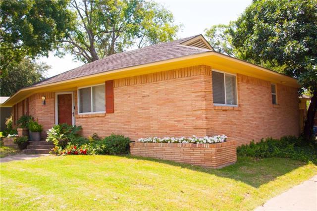 815 Peavy Road, Dallas, TX 75218 (MLS #14075806) :: Robbins Real Estate Group