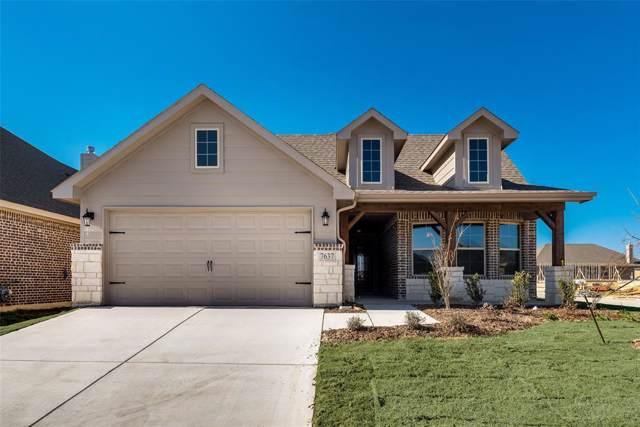 7637 Rothbury Drive, Fort Worth, TX 76179 (MLS #14162674) :: The Kimberly Davis Group