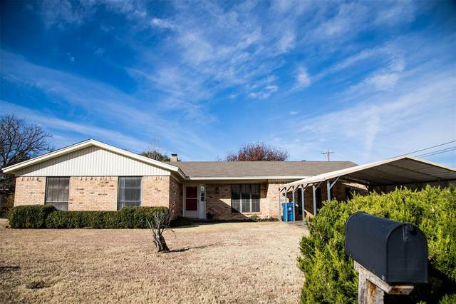 10 Country Cove, Albany, TX 76430 (MLS #14193335) :: The Chad Smith Team