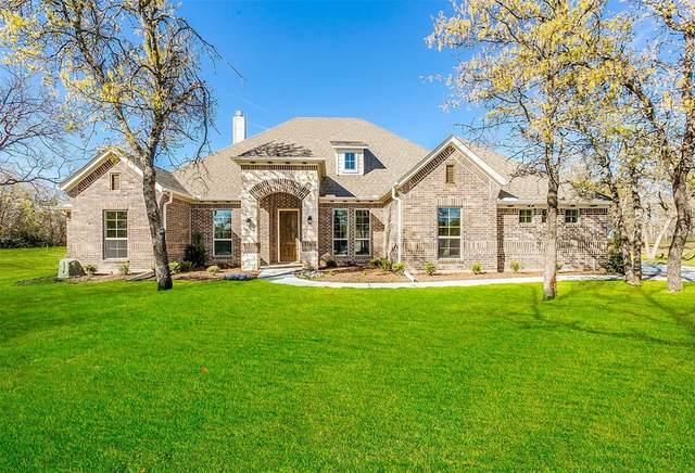 365 Timbers Circle, Poolville, TX 76487 (MLS #14254831) :: The Heyl Group at Keller Williams