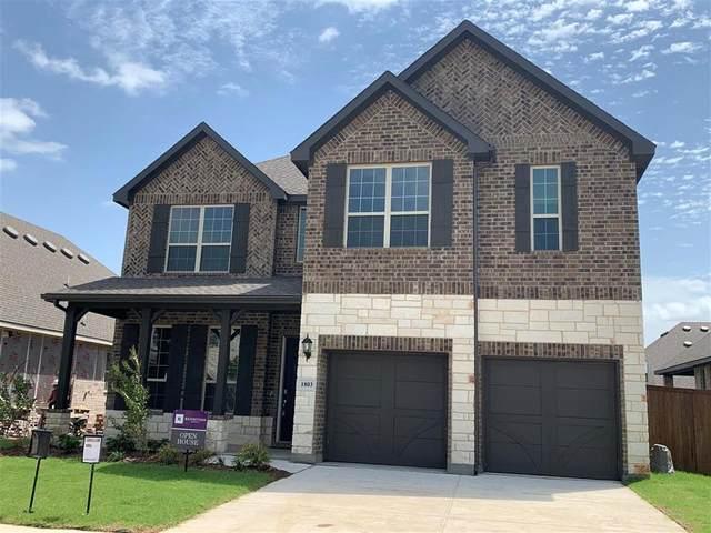 1803 Shaila Drive, Mansfield, TX 76065 (MLS #14307467) :: The Good Home Team