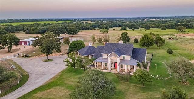 6409 Glen Rose Highway, Granbury, TX 76048 (MLS #14663641) :: Real Estate By Design