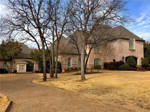 5801 Pine Valley Drive, Flower Mound, TX 75022 (MLS #13540642) :: Team Hodnett