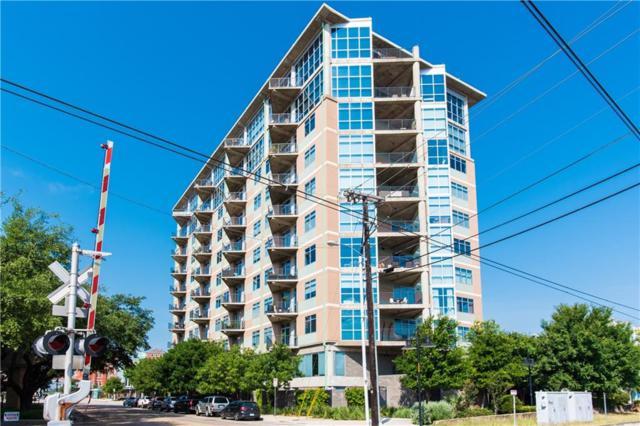 1001 Belleview Street #703, Dallas, TX 75215 (MLS #13855926) :: Magnolia Realty