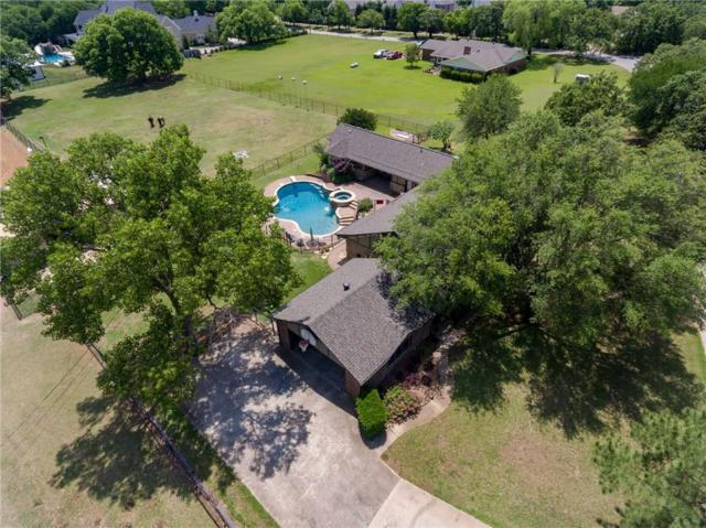 7204 John Mccain Road, Colleyville, TX 76034 (MLS #13859404) :: The Tierny Jordan Network