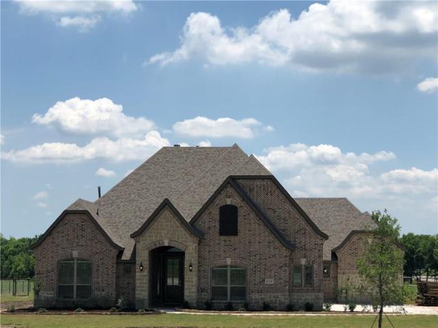 614 Judd Road, Van Alstyne, TX 75495 (MLS #14009006) :: The Heyl Group at Keller Williams