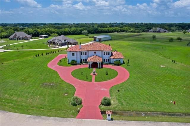 754 Horseshoe Bend, Royse City, TX 75189 (MLS #14130372) :: RE/MAX Landmark
