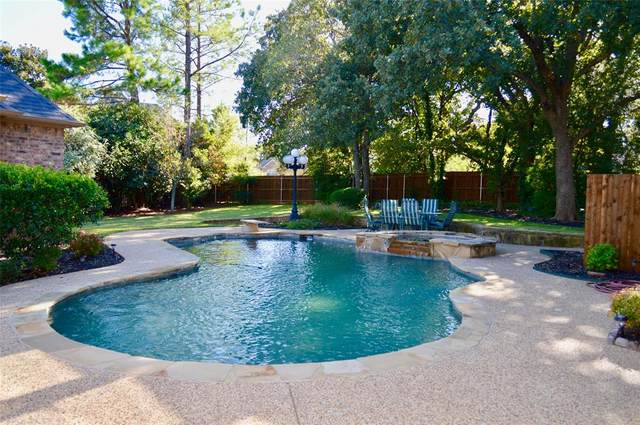 804 Ridgedale Court, Southlake, TX 76092 (MLS #14203381) :: All Cities Realty