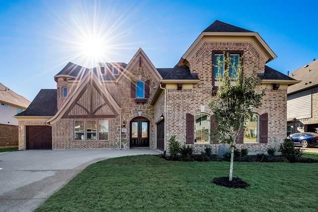 4528 Lakota Trail, Mansfield, TX 76063 (MLS #14487090) :: The Property Guys