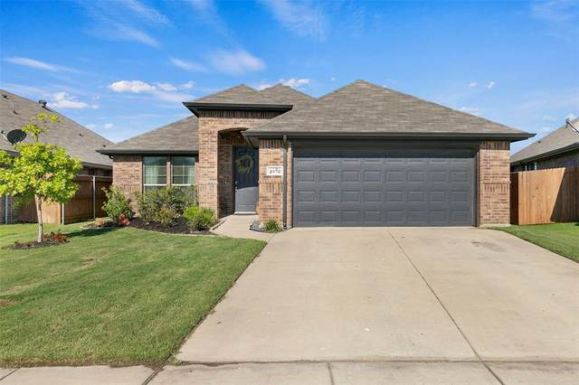 2572 Old Buck Drive, Weatherford, TX 76087 (MLS #14648611) :: Epic Direct Realty