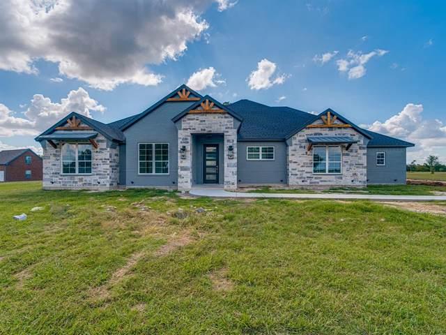 1527 Carter Drive, Corsicana, TX 75109 (MLS #14651277) :: Real Estate By Design