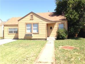 3134 S 6th Street, Abilene, TX 79605 (MLS #13446557) :: Team Hodnett
