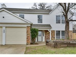 102 Wildbriar Street, Euless, TX 76039 (MLS #13610945) :: The Mitchell Group