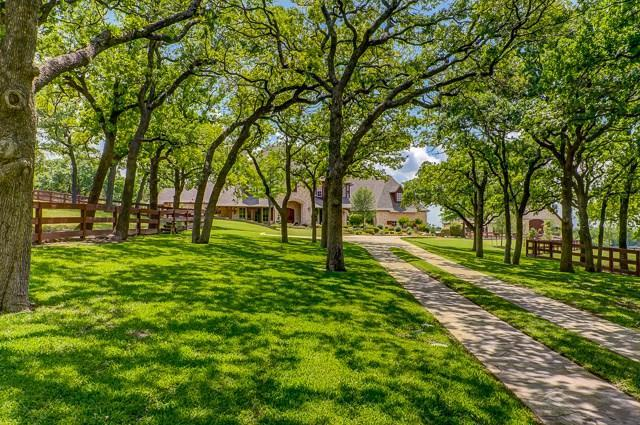 639 Woods Drive, Argyle, TX 76226 (MLS #13623876) :: Real Estate By Design