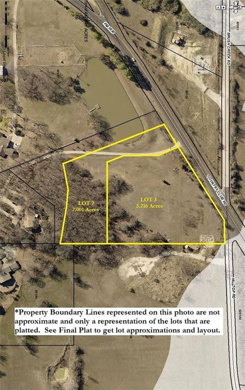 5355 Country Club Lot 2, Argyle, TX 76226 (MLS #13646256) :: The Real Estate Station
