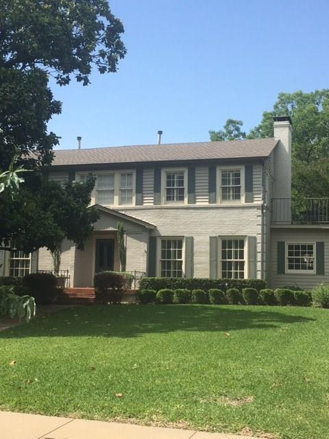 3104 Bryn Mawr Drive, University Park, TX 75225 (MLS #13653244) :: The Real Estate Station