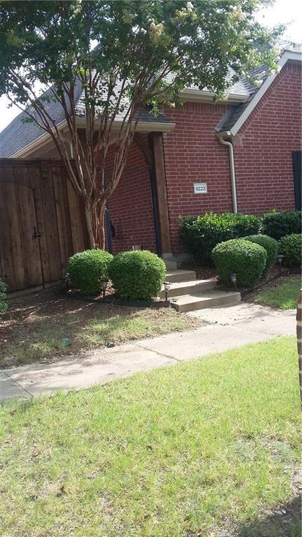 9223 Welch Folly Lane, Frisco, TX 75035 (MLS #13657732) :: Kindle Realty