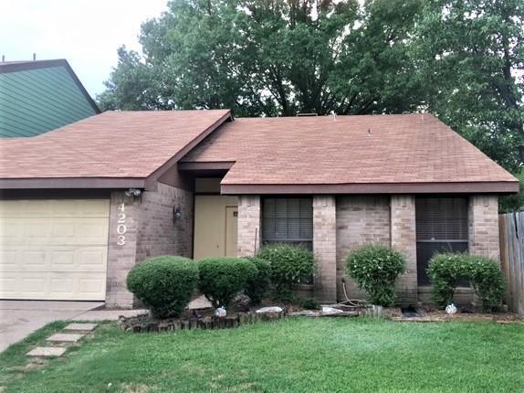 4203 Rollo Court, Flower Mound, TX 75028 (MLS #13666066) :: Frankie Arthur Real Estate