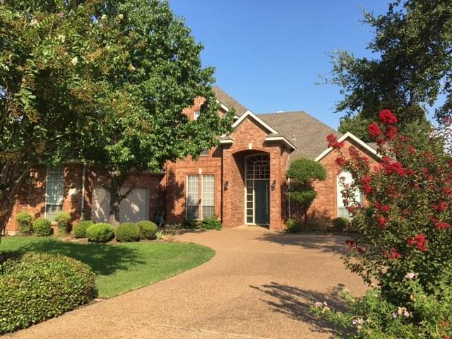 110 Greenhill Trail S, Trophy Club, TX 76262 (MLS #13668151) :: The Mitchell Group