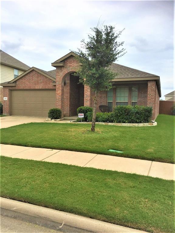 924 Lake Grove Drive, Little Elm, TX 75068 (MLS #13670346) :: The Good Home Team