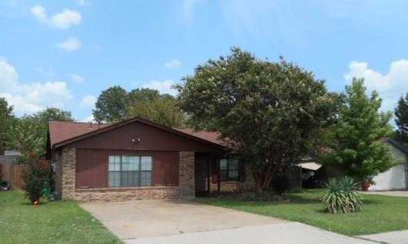 317 Hovenkamp Street, Keller, TX 76248 (MLS #13671061) :: RE/MAX Elite
