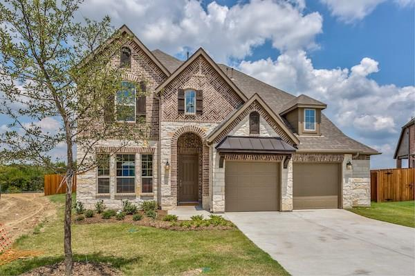 15652 Pioneer Bluff, Fort Worth, TX 76262 (MLS #13671379) :: The Marriott Group