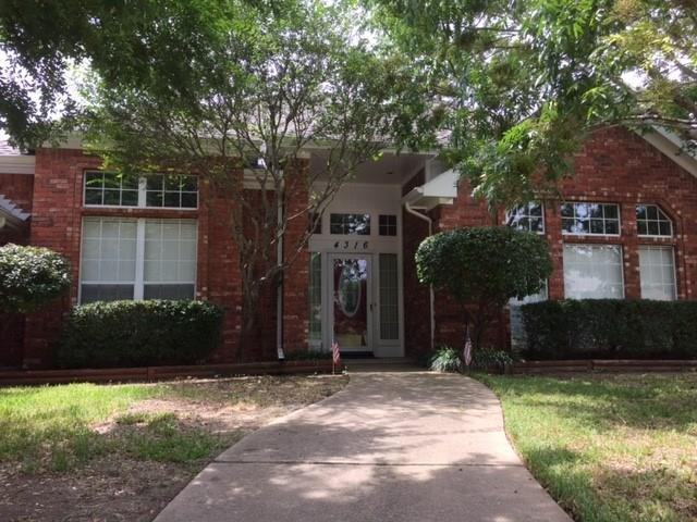 4316 Lottie Lane, Plano, TX 75074 (MLS #13671494) :: Team Tiller