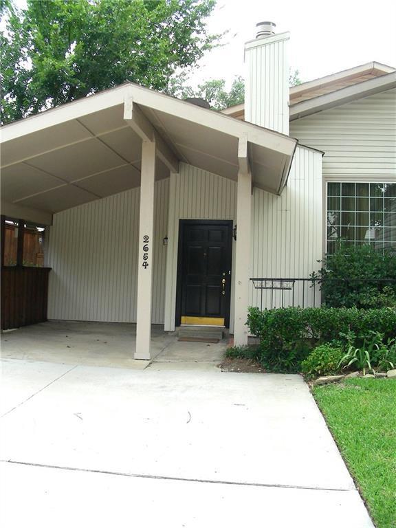 2654 Via Valencia, Carrollton, TX 75006 (MLS #13672362) :: The Good Home Team