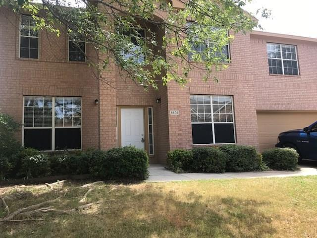 5536 Murton Place, Fort Worth, TX 76137 (MLS #13672970) :: RE/MAX Pinnacle Group REALTORS