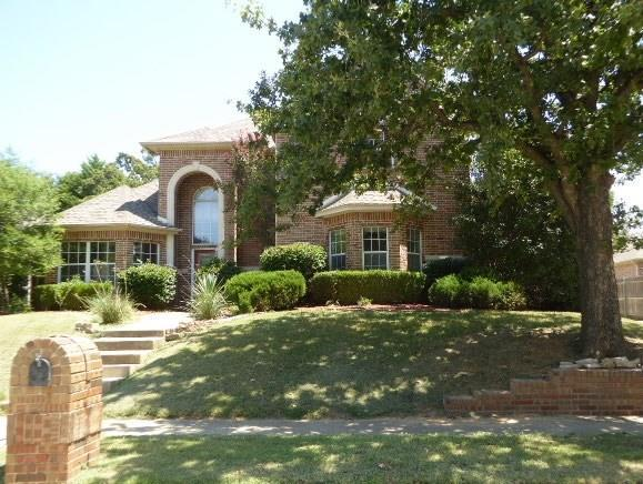8212 Hallmark Drive, North Richland Hills, TX 76182 (MLS #13675618) :: The Mitchell Group