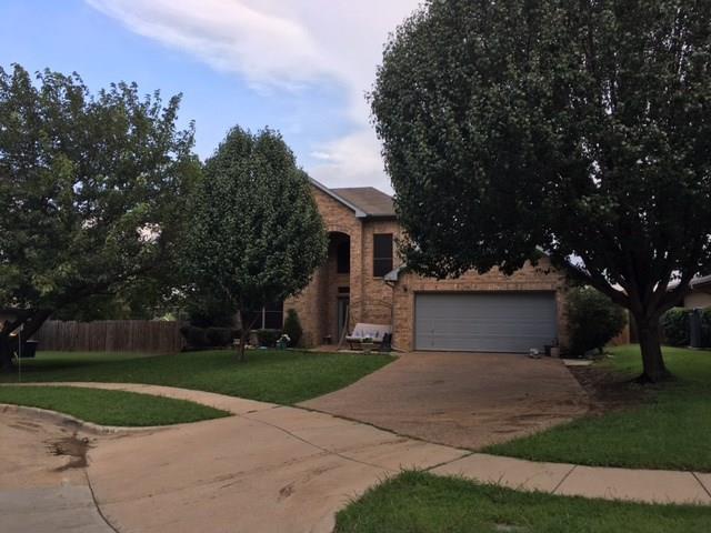 585 Calvert Court, Lewisville, TX 75067 (MLS #13675699) :: Frankie Arthur Real Estate