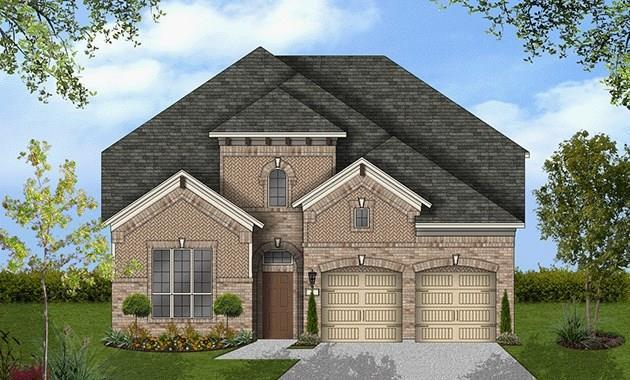 605 Lake Livingston, Mckinney, TX 75071 (MLS #13676907) :: The Rhodes Team