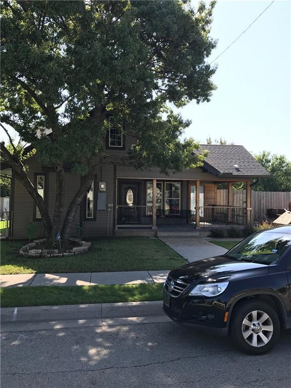 507 Wilcox Street, Mckinney, TX 75069 (MLS #13677029) :: The Cheney Group