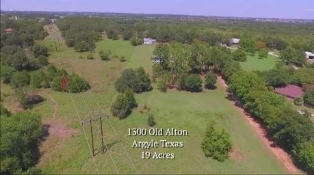 1300 Old Alton Road, Argyle, TX 76226 (MLS #13677607) :: Team Hodnett
