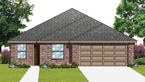 2911 Balleywood Drive, Seagoville, TX 75159 (MLS #13678255) :: Team Hodnett