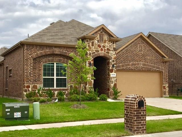 3713 Fordham Street, Frisco, TX 75034 (MLS #13678563) :: Robbins Real Estate