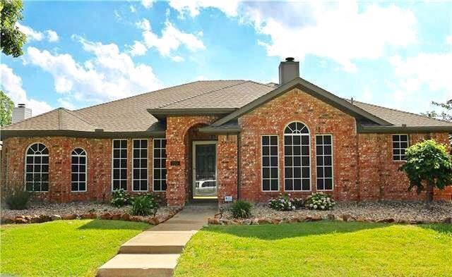7001 Battle Creek Drive, Rowlett, TX 75089 (MLS #13694045) :: Team Hodnett