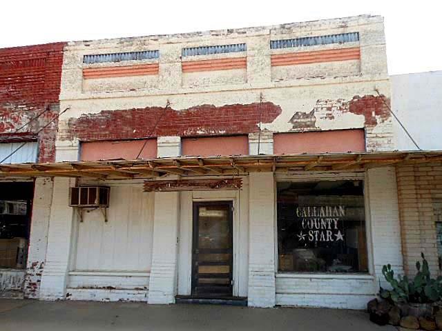 211 Market Street, Baird, TX 79504 (MLS #13696102) :: The Real Estate Station