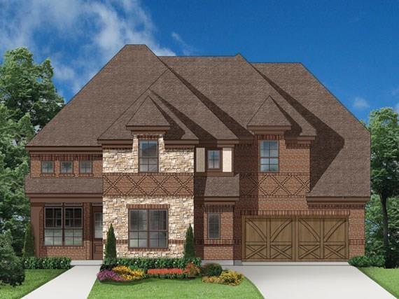 9204 Sandhills Drive, Lantana, TX 76226 (MLS #13696126) :: The Real Estate Station