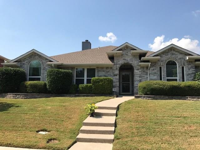 906 E Heritage Parkway S, Allen, TX 75002 (MLS #13696792) :: Kimberly Davis & Associates